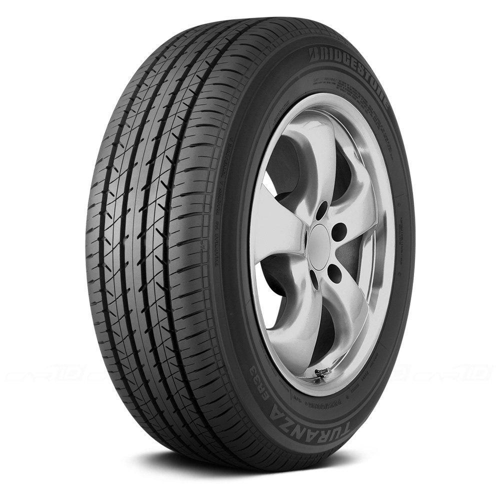 BRIDGESTONE 215/50R17 91V Turanza ER33 (Brand of Japan/Made in Thailand) * Ô tô Honda Civic 1.5G / 1.5L  Turbo 2018-2019
