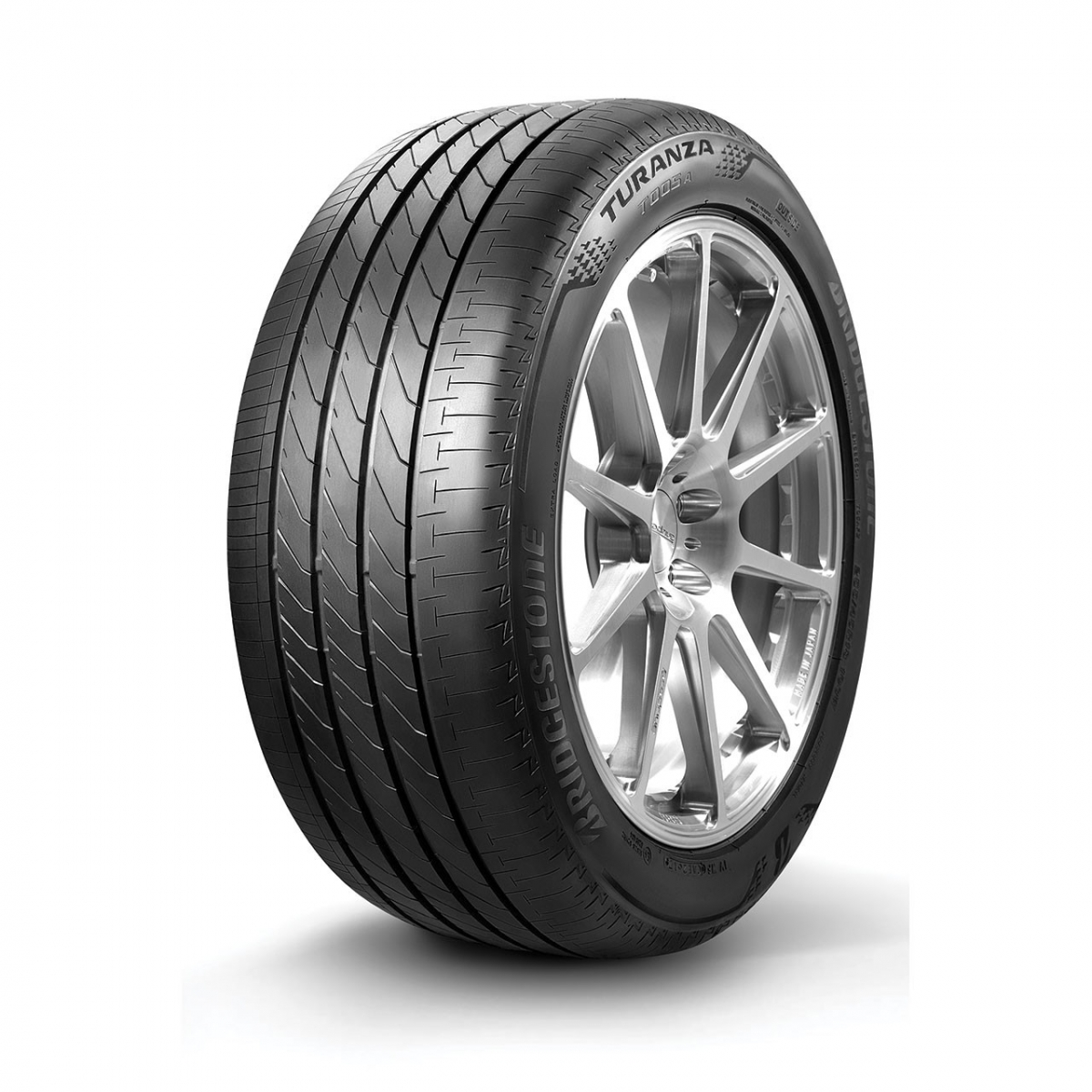 BRIDGESTONE 235/45R18 98W Turanza T005A (Brand Of Japan/Made In Thailand) * Ô Tô Hyundai Kona 2.0 AT Đặc Biệt * Kona 1.6 Turbo 2018-2019