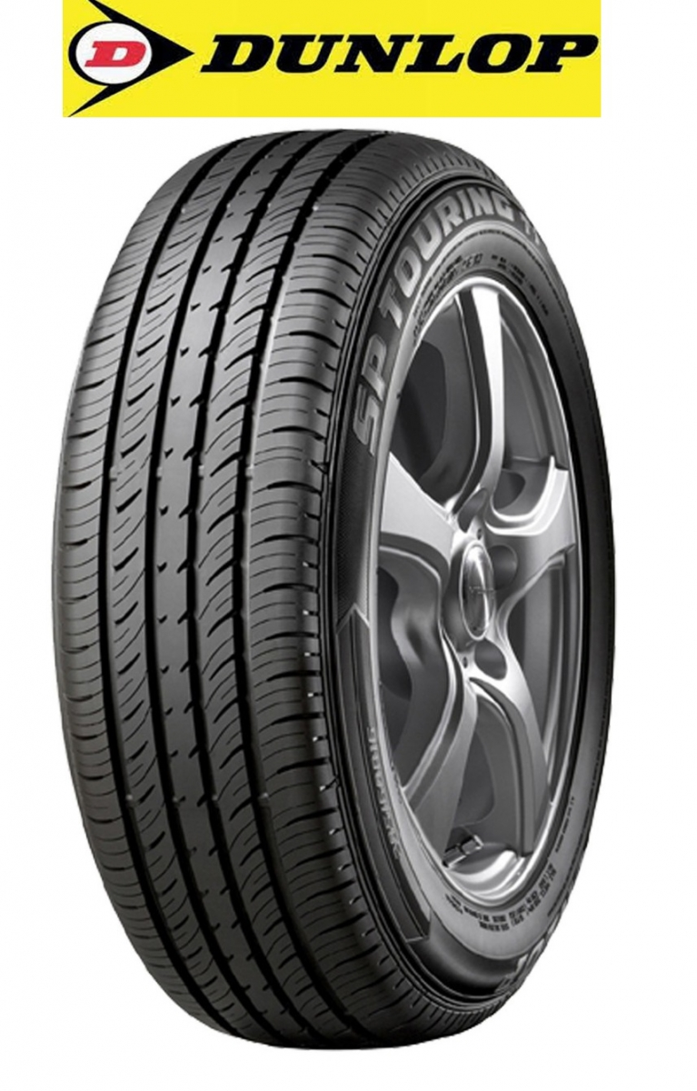 DUNLOP 175/65R15 84T SP Touring T1 (Brand of EU/Made in Indonesia) * Ô tô Honda City 2013-2015