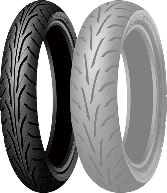 DUNLOP 110/70-17 54H ARROWMAX GT601 Tubeless (Brand of EU/Made in Indonesia)