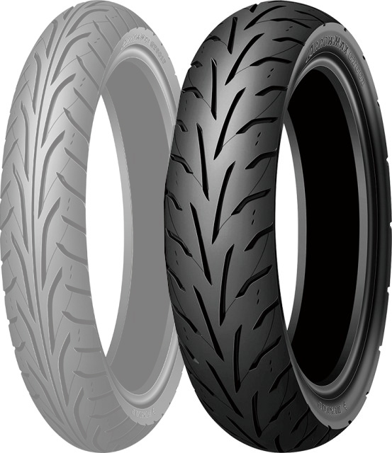 DUNLOP 140/70-17 66H ARROWMAX GT601 Tubeless (Brand of EU/Made in Indonesia)