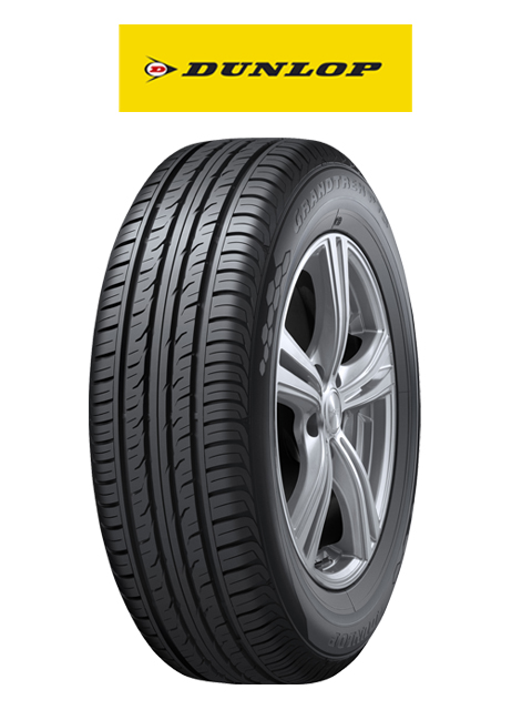 DUNLOP 225/60R18 100H GRANDTREK PT3 (Made in Japan) * Ô tô Honda CRV