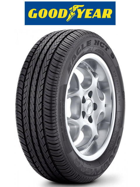 GOODYEAR 245/40 R18 EAGLE NCT 5 (Made in Germany)