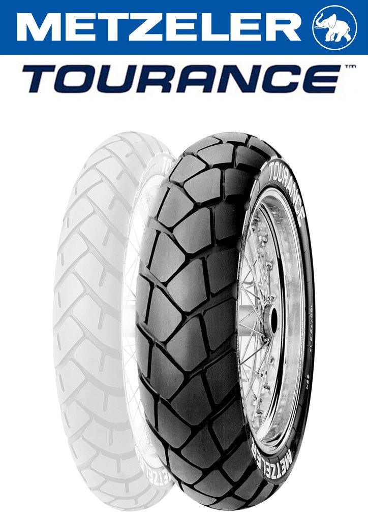 METZELER 170/60 R17 72V TOURANCE (Brand Of Germany/Made In Germany)