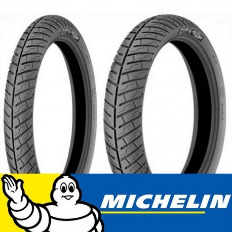 MICHELIN 90/90-14 City Grip Pro Tubeless (Brand of France/Made in Thailand)