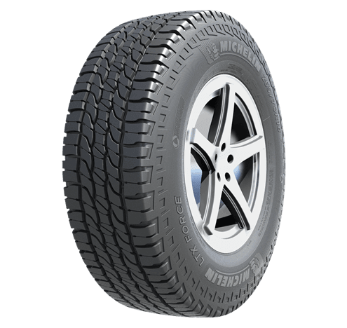 MICHELIN 235/75R15 105T LTX Force (Brand of France/Made in Thailand)