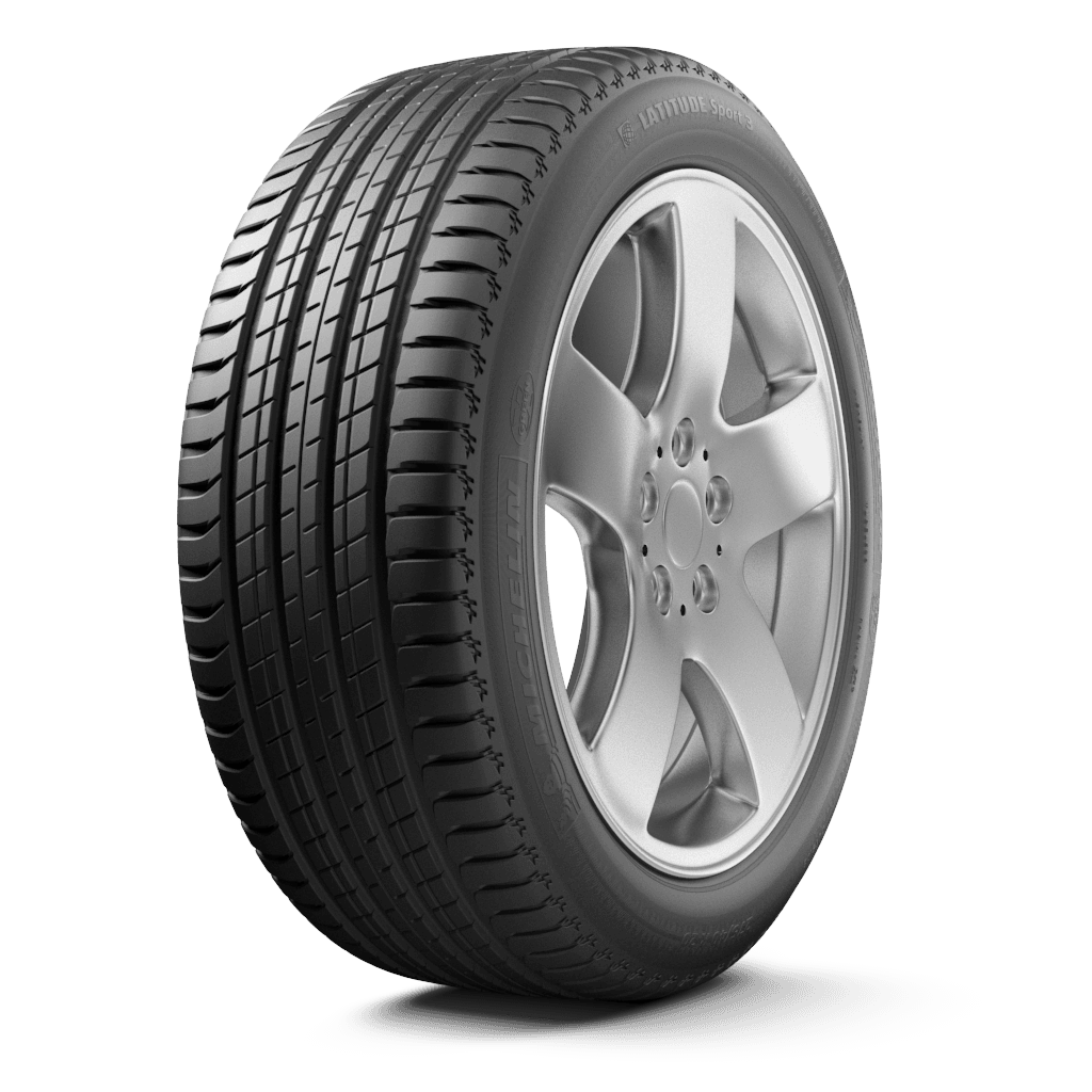 MICHELIN 255/50R20 109Y Latitude Sport 3 (Brand of France/Made in EU)