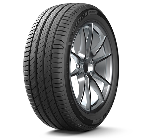 MICHELIN 195/65R15 91V Primacy 4 ST (Brand of France/Made in Thailand)
